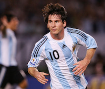 Argentina v Venezuela - 2010 FIFA World Cup Qualifier