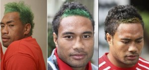 Paddy Power Tongan Green Hair