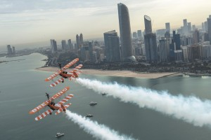 Breitling at Abu Dhabi Air Expo - Other Image 2 Tiny PNG