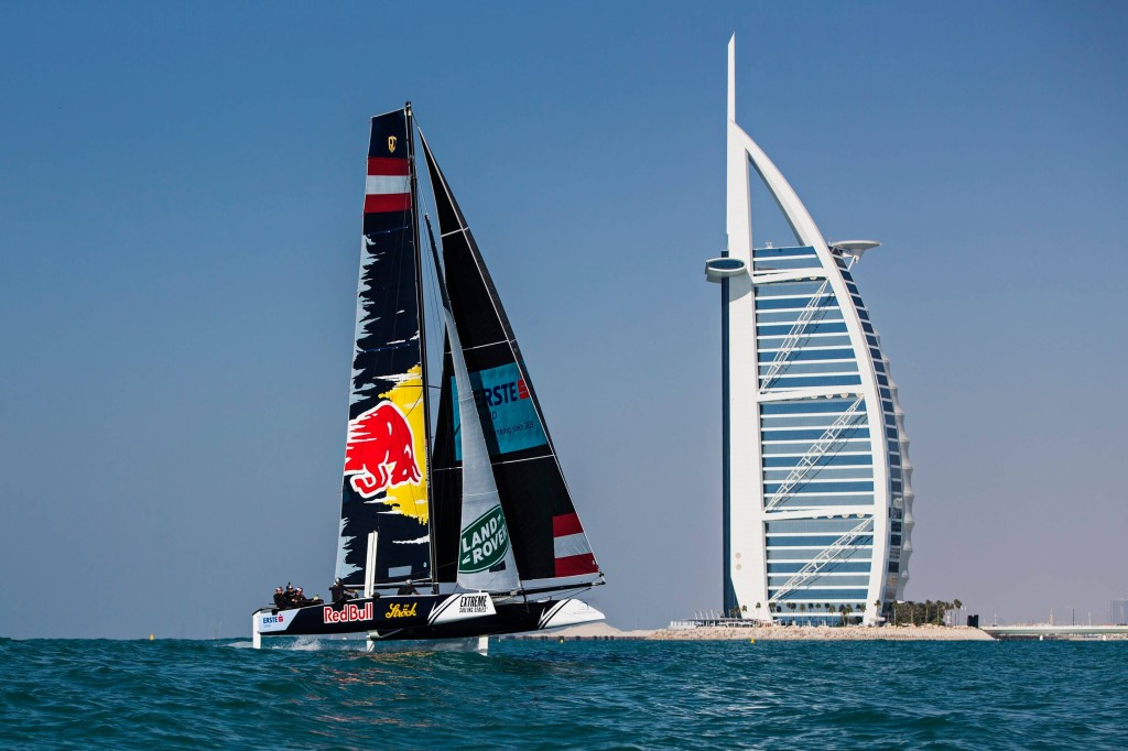 Extreme Sailing Series - Main Image