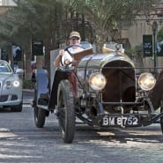 The World's Oldest Bentley Hits Abu Dhabi And Dubai
