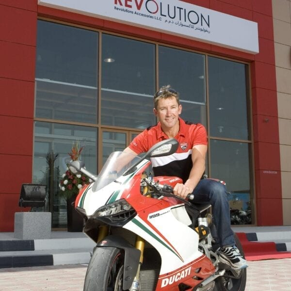 Ducati continues successful ride through the UAE