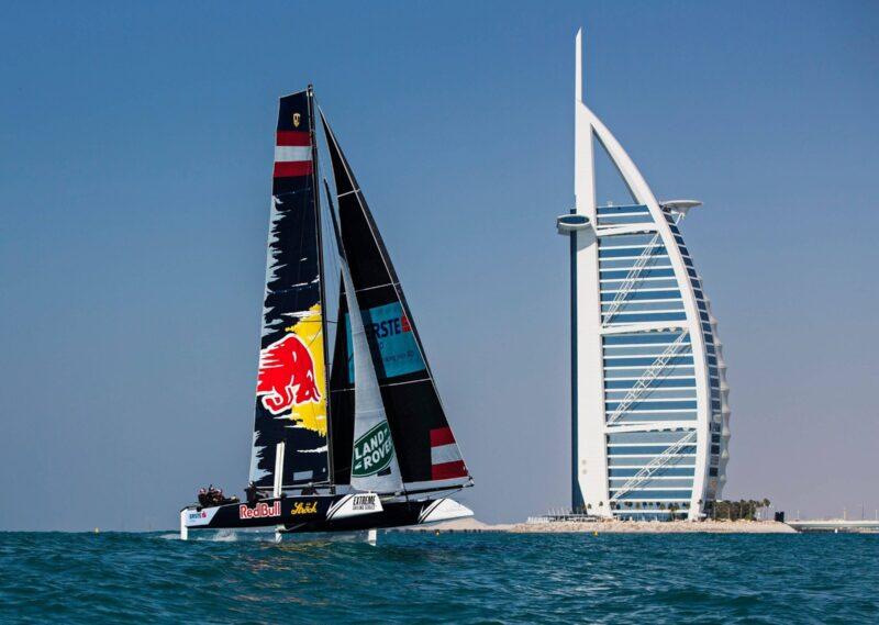 The Extreme Sailing Series Sails Into Dubai
