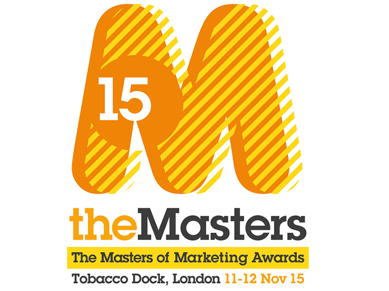 The Masters of Marketing Award Winners