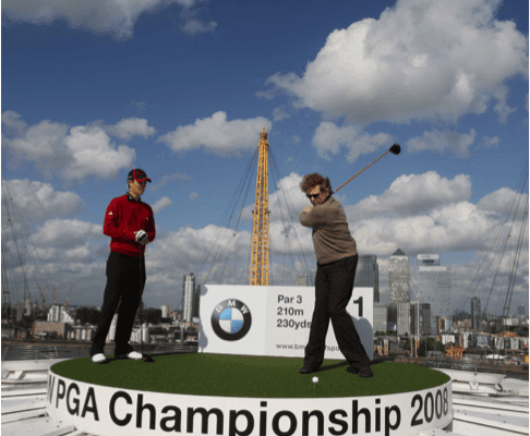 BMW – PGA championship launch