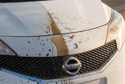Nissan – #SelfCleaningCar