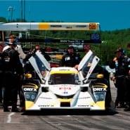 Oryx Racing and UAE National driver, Humaid Al Masaood
