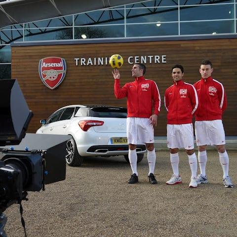 Arsenal Cinemagraphs