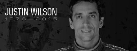 Justin Wilson 1978 – 2015