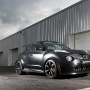 Nissan Juke-R revealed to the world