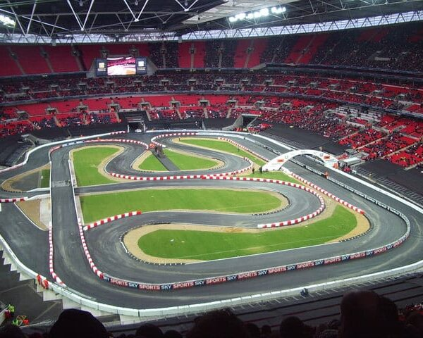 Race of Champions – Wembley
