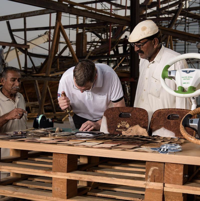 From Crewe to Dubai Creek, craftsmen unite in celebration of UAE National Day