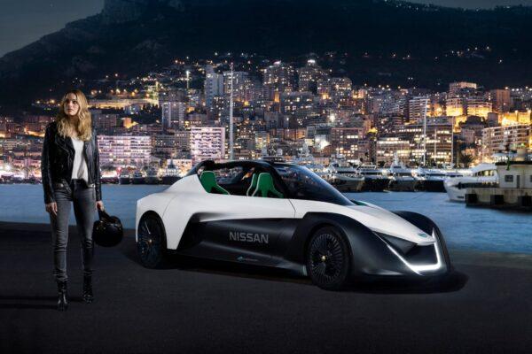 Nissan Europe – BladeGlider