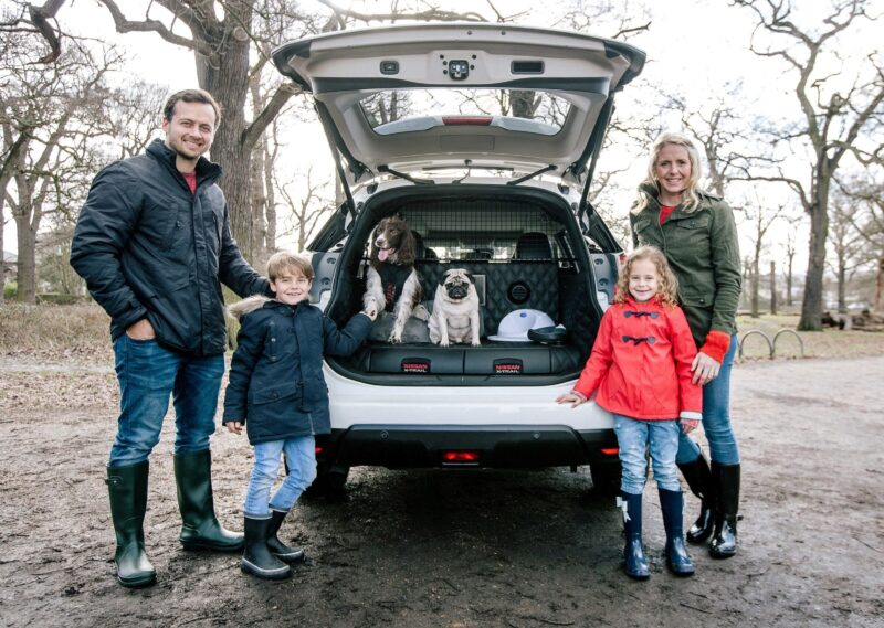 Nissan – XTrail For Dogs Concept