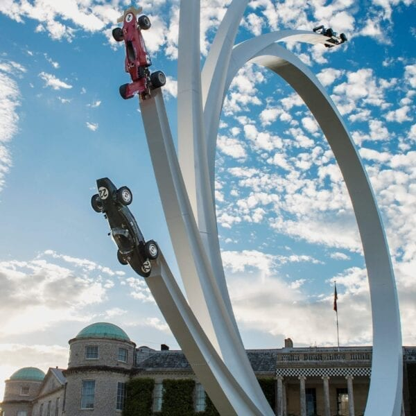 Cutting through the noise at Goodwood Festival of Speed 2017