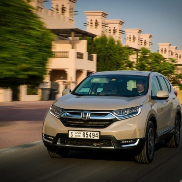 Fifth generation of All New Honda CR-V goes forth