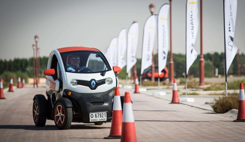 Renault starts the electric revolution in the Middle East