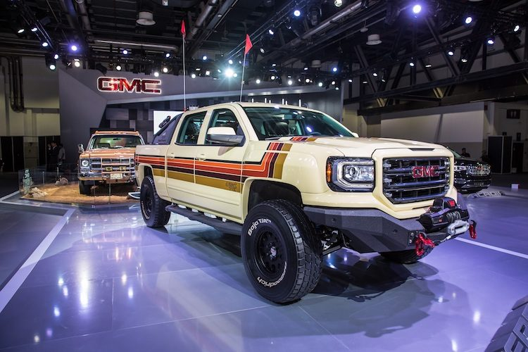 Performance ups the ante for General Motors at Dubai International Motor Show