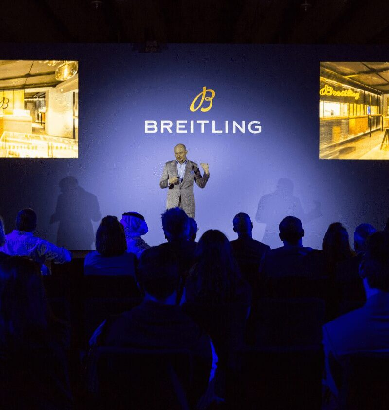 Breitling – Legendary Future