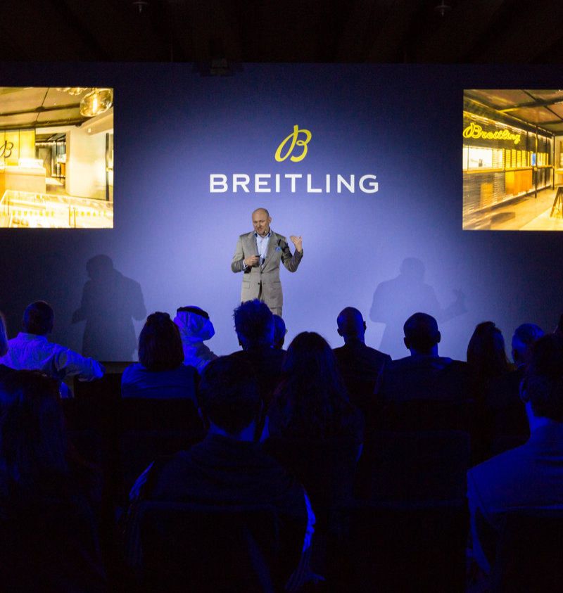 Breitling – Legendary Future