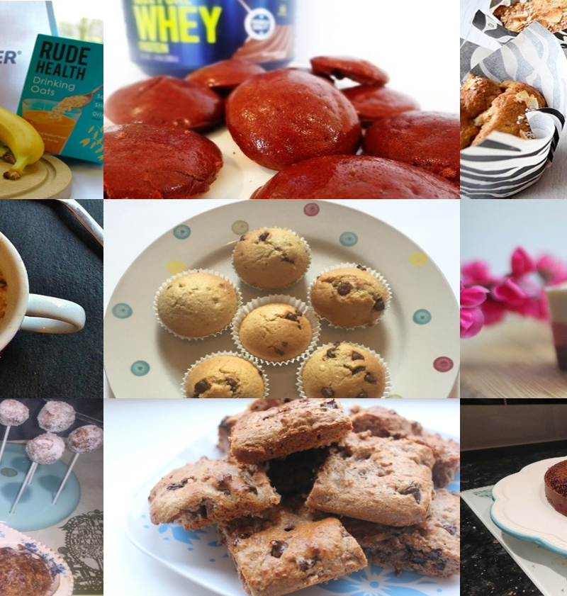 Multipower – Health Blogger Bake Off