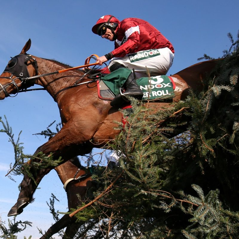 The Virtual Grand National and why I'll be watching