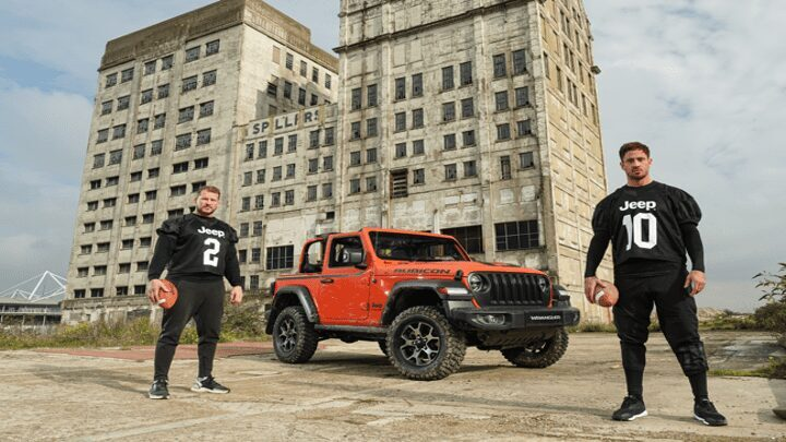 Jeep – Worlds Toughest Touchdown